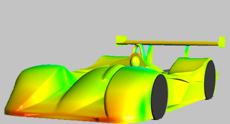 Ansys CFX on cloud hpc with syncious synchpc